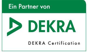 Logo Partner von Dekra